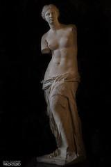La Venus de Milo - Musée du Louvre (PandaStudio.fr) Tags: louvre venusdemilo paris 2018 statue art musée photographie canon tamron buste femme