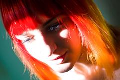 (rasielll) Tags: colorful colorfulhair alternative
