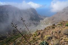 La Gomera (stefan_fotos) Tags: ausblick europa kanaren lagomera landschaft qf spanien urlaub vallegranrey hq spain canary islands