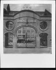 Dwight Mfg Cotton Mill (Meredith Jacobson Marciano) Tags: mill chicopee cotton polaroid