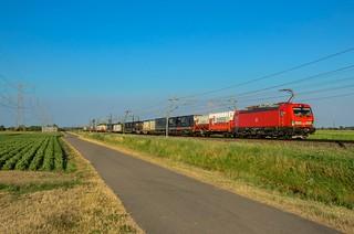 DB Cargo 193 320, Angeren