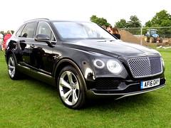 Bentley Bentayga (Ian Press Photography) Tags: car cars transport essex manningtree prom night bentley bentayga suv