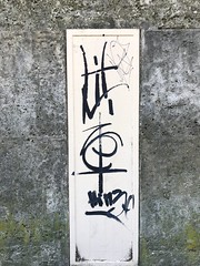 Graffiti dans la rue (Photogestion) Tags: uam artmoderne paris exposition graffiti musée
