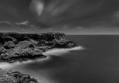 On the Rocks (Paul.Stevens photography) Tags: blackandwhite longexposure paulstevensphotography paulstevens seascape atlanticocean barbados animalflowercaves