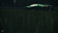 PMC Week 19 Entry - 'Camouflage' (at1503) Tags: camouflage lamborghini aventador green dark ominous moody monza italy italian grass cooltones wheels supercar v12 trees granturismo granturismosport gtsport motorsport racing game gaming ps4 darkgreen