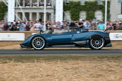 Pagani Zonda Barchetta ({House} Photography) Tags: fos festival speed 2018 chichester westsussex car automotive hill climb race racing motorsport motor sport panning canon 70d 24105 f4 housephotography timothyhouse supercars pagani zonda barchetta horacio italy