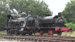 Bellerophon, (keith.doubleday) Tags: bellerophon foxfield steam gala colliery industrial coal smoke clag
