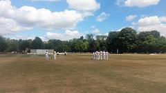 Queen's Park Chesterfield (Dun.can) Tags: cricket derbyshire northants queenspark chesterfield summer hot cricketground