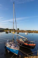 Pensarn harbour, Gwynedd (babs pix) Tags: pensarn harbour westwales cardiganbay gwynedd boats reflections hightide yachts wales coastwales coast