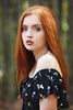 Raine - Portfolio Shoot (Rob Harris Photography) Tags: beautiful beauty babe contrast colour chic cute girl gorgeous goddess female fashion feminine model modelling naturallight naturalbeauty woman pretty photoshoot red redhair redhaired redhead portrait face eyes goldenlight goldenhour