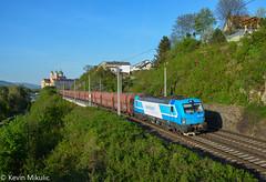 Cargoserv 193 250 als 49692 Bratislava - Voest Alpine Linz in Melk (Kevin Mikulic) Tags: