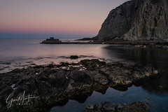 Cabo de Gata (gusmartinie) Tags: 2018 rock landscape sunset nature andalusia beach holiday light sea landmark outdoors adventure ocean dusk travel roadtrip maritime protected sky park almeria coast spain water