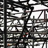 scaffolding (HUNGRYGH0ST) Tags: scaffold scaffolding square abstract confused poles
