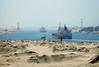 Suez Canal (gooneybird29) Tags: meinschiff meinschiff1 oceanliner ship schiff tuicruises suezcanal cruiseship cruiseliner kreuzfahrtschiff