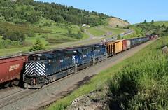 MRL    Muir, MT (larryzeutschel) Tags: mrl montana rail link railroad