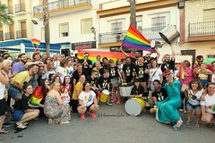 Alameda desfile  y manifiesto  a la diversidad 2018 (lameato feliz) Tags: alameda fiesta pride2018alameda