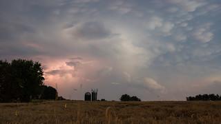 Thunderstorms & Fireflies!