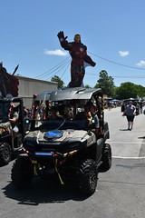 139th Annual 4th of July Parade (Adventurer Dustin Holmes) Tags: 2018 marshfieldmo marshfieldmissouri marshfield missouri event events parade parades outdoor outdoors ozarks july4th 4thofjuly independenceday 139th annual celebration webstercounty midwest honda utv utilityvehicle standee standees destinychurch ironman