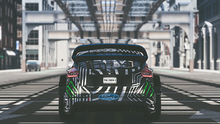 Shadowboxing | Ford Focus RS RX