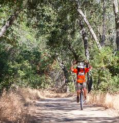 Summit Trail (Tom Holub) Tags: mountdiablo mountainunicycling muni