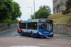 28656 SP62BOH Stagecoach Fife (busmanscotland) Tags: 28656 sp62boh stagecoach fife sp62 boh scania k230ub ad enviro 300