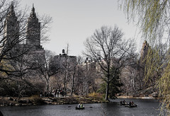 Central Park, March 2011 (bobbex) Tags: landscape spring usa bigapple newyork manhattan ny nyc