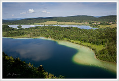Lacs du Grand Maclu et d'Ilay.. (Joce.V) Tags: lacs lacdugrandmaclu lacdilay jura eau water aqua paysage landscape franchecomté nature canon canoneos5dmarkii canonef2470f28lusm