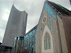 Leipzig/Germany - Paulinerkirche