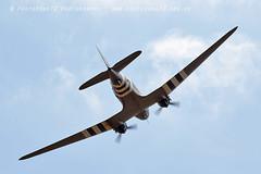 1083 Dakota (photozone72) Tags: yeovilton yeoviltonairday aviation airshows aircraft airshow canon canon7dmk2 canon100400f4556lii 7dmk2 bbmf raf rafbbmf dakota