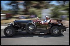 Car Art (drpeterrath) Tags: car show san marino auto automobile motion canon eos5dsr 5dsr classic vintage wheel tire antique outdoor panning dof losangles california color