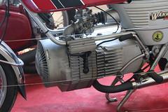 Hercules Wankel W 2000 - Moteur rotatif (CHRISTOPHE CHAMPAGNE) Tags: 2018 france chateau savigny beaune moteur rotatif wankel moto hercules 2000
