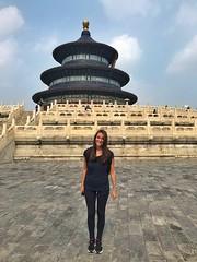 Temple of Heaven (valeriaconti136) Tags: templeofheaven pechino beijing cina architettura dauther ragazza samsungs8