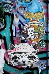 stickers in Amsterdam (wojofoto) Tags: amsterdam nederland netherland holland stickers sticker stickerart streetart wojofoto wolfgangjosten wojo jdpk späm hallokarlo
