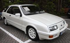 Sierra XR4i (Schwanzus_Longus) Tags: wiesmoor german germany old classic vintage car vehicle coupe coupé ford sierra xr4i merkur
