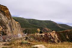 Highway 1 near Devil's Slide (vhines200) Tags: california 2018 pacificcoast highway devilsslide landscape