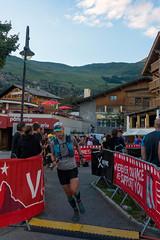 Zieleinlauf X-Traversée (gm@rc) Tags: person trailrunning veganrunner zieleinlauf ultratrail wallis 2018