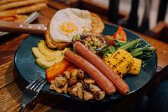 澳式大早餐 (aelx911) Tags: a7rii a7r2 sony gmaster fe2470mmf28gm fe2470 fe2470gm food brunch delicious dinner 台灣 台北 樂子 早午餐 美食