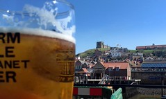 Glass of IPA in Whitby (Tony Worrall) Tags: add tag ©2018tonyworrall images photos photograff things uk england food foodie grub eat eaten taste tasty cook cooked iatethis foodporn foodpictures picturesoffood dish dishes menu plate plated made ingrediants nice flavour foodophile x yummy make tasted meal nutritional freshtaste foodstuff cuisine nourishment nutriments provisions ration refreshment store sustenance fare foodstuffs meals snacks bites chow cookery diet eatable fodder whitby ale ipa brew beer glass drink drunk summer tourist holiday yorkshire