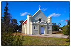 Sacred Heart Church, Lukin Street, Beverley, Western Australia (Stuart Smith AUS) Tags: aus australia beverley church explore geo:lat=3210891167 geo:lon=11692989000 geotagged httpstudiaphotos johnstreet religion sacredheart stuartsmith stuartsmithstudiaphotos studiaphotos westernaustralia wonderful worship wwwstudiaphotos