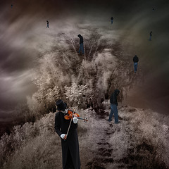 don't look back (old&timer) Tags: background infrared longexposure colored composite surreal song4u oldtimer imagery digitalart laszlolocsei