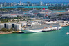Port Miami (Anthony Rampersad) Tags: cruiseship ship miami port portmiami biscaynebay biscayne cruising ocean water vessel landscape