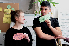 April 2018 - Movement Support Team Training - Berlin, Germany