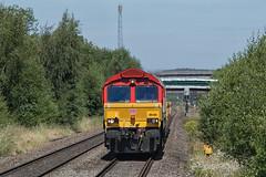DB Cargo Class 66 66149 (Barry Duffin) Tags: train railway dbcargo class66 66149 6x01 scunthorpe eastleigh ilkeston telephoto 200mm