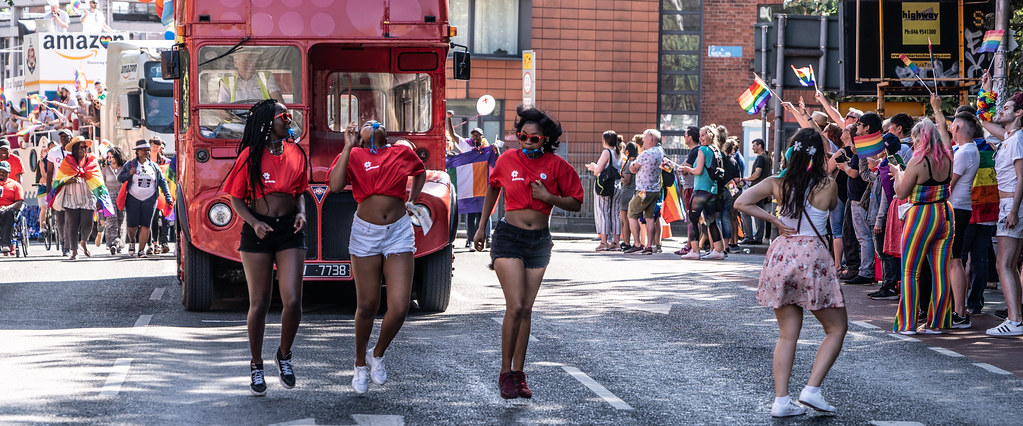 ABOUT SIXTY THOUSAND TOOK PART IN THE DUBLIN LGBTI+ PARADE TODAY[ SATURDAY 30 JUNE 2018] X-100147