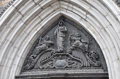 St. Mary's Church (Ryan Hadley) Tags: relief art stmaryschurch marienkirche church rostock germany europe