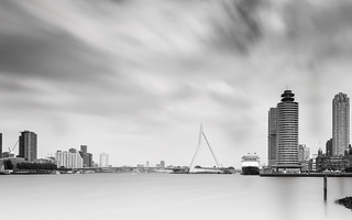 Cruise Liner Skyline