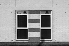 Twin Windows (Hans Lambregts) Tags: flickrfriday flickr toevoegenaanslimmeverzamelingflickr twins
