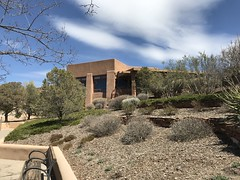 Museum Hill, Santa Fe (f l a m i n g o) Tags: newmexico santafe museumhill adobe structure april 2018