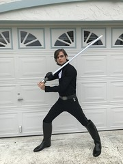 Luke_DSD_Action (R.L. Rayth) Tags: luke skywalker starwars costuming