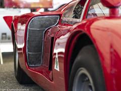 2018 Motor Legend Festival: Alfa Romeo T33/2 (8w6thgear) Tags: 2018 motorlegendfestival imola paddock alfaromeo t33 sportscar